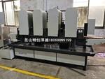 張浦多組自動板材拉絲機