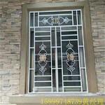 焊接、喷涂、热转印工艺铝窗花