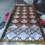 德普龍型材雕刻鏤空、中式鋁窗花