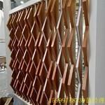 型材拉弯铝方通-木纹弧形铝方通