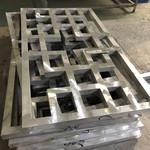 鋁窗花廠家定制 鋁屏風花格柵直銷