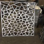 改造倣古鋁窗花/鋁挂落 木紋鋁窗花