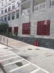 街道改造土建工程装饰铝合金窗花格