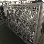 冰裂紋鋁花格/鋁合金造型窗花