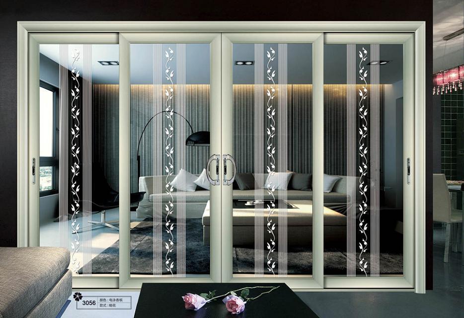 佛山铝合金门厂、广东铝合金门、大品牌铝合金门、好万家名门 门窗的开启方式主要有: 内平开窗、平开下悬窗、上悬窗、外平开窗、下悬窗、推拉窗、中悬窗、内平开门、外平开门、推拉门、提升推拉门、折叠门、平行推拉上悬门。 第二节铝合金门窗设计重点: A :门窗的建筑设计 门窗是建筑的单元,是立面效果的装饰符号,最终体现出建筑的特点。尽管不同建筑对门窗的设计有不同的要求,门窗大样分格千变万化,但我们还是可以找寻出一些规律。 1.门窗立面分格要符合美学特点,分格设计时,要考虑如下因素 (1)分格比例的协调性。就单个玻璃