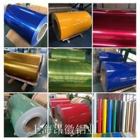 上海彩鋁卷新材料