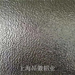上海压花铝卷 彩涂铝卷 花纹铝卷