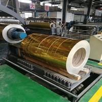 覆膜铝卷价格 彩涂铝卷厂家特价