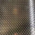 直销5A66花纹铝板 桔皮铝板