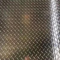 6463花纹铝板  防滑铝板