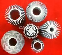 散熱器鋁型材 雄信散熱片擠壓型材 變形型材