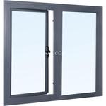 卫浴门平开门铝型材