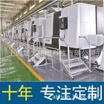 大型设备铝型材框架沈阳铝合金支架