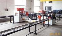断桥隔热铝型材穿条设备工序济南莫申机械设备有限公司