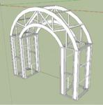 铝合金框架焊接加工
