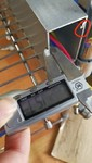 鋁合金線槽80*40*1.5內扣