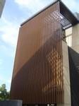 氟碳喷涂铝单板冲孔雕刻铝单板