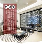 广东云浮酒店装饰隔断门窗