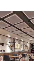 广东广州展览馆幕墙吊顶造型铝单板
