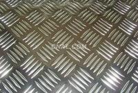 厂家直销五条筋花纹铝板 镜面铝板