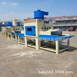 提升式自动喷砂机生产厂家