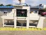 深圳全自动平面式喷砂机