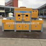 深圳百強輸送式噴砂機 自動噴砂機