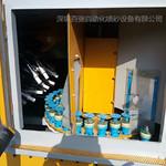 表面处理连续式转盘自动喷砂机