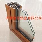 鋁合金斷橋隔熱門窗型材的功能作用