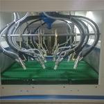 平面输送式自动喷砂机