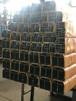 喷涂铝合金幕墙型材厂家-大邱庄