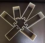 推薦隱框幕墻和明框幕墻鋁型材規格