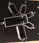 隔熱明框幕墻鋁型材怎樣安裝