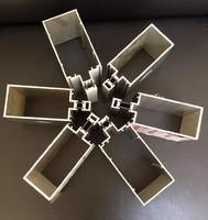 天津佰億鋁業噴涂幕墻型材生產廠家
