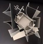 喷涂医院改造专用型材-净化铝材