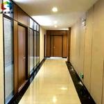 济南办公室装修隔墙玻璃高隔间