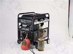 管道向下焊250A柴油發電電焊機