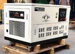 备用电源25千瓦静音汽油发电机组