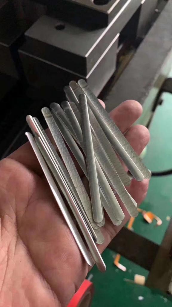 冕寧縣0.8mm口罩鋁條價格