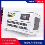 40kw靜音汽油發電機組全自動
