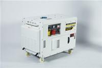 靜音15kw小型柴油發電機永磁式