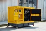移動靜音100千瓦柴油發電機