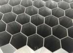 卫生间隔断专用铝蜂窝芯