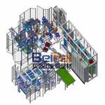 机器人围栏-工业围栏-围栏供应