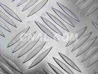 5052花纹铝板5052五条筋花纹铝板
