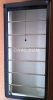 安全隱形防護窗