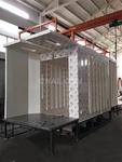 铝合金型材粉末静电喷塑设备流水线