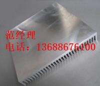 大斷面散熱片鋁型材,散熱片型材