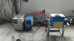 中频炉贵金属熔化炉 手摇式熔炼炉