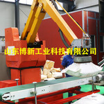 熟石灰自動拆垛機、卸垛機器人供應